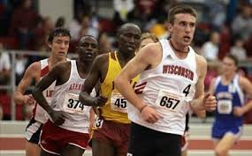 Image result for big ten indoors chris solinsky