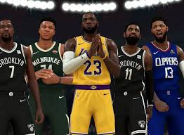 NBA 2K20: Basketball Players Can't Play Basketball Right Now ...
