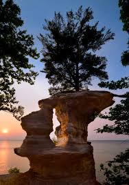 Geologic Formations - Pictured Rocks National Lakeshore (U.S. ...