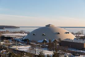 Superior Dome | Northern Michigan University Olympic Training Site