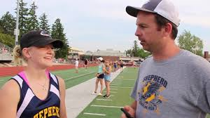2018 Shepherd Track State Qualifiers - YouTube