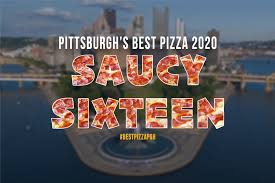 Pittsburgh's Best Pizza 2020 Reaches Saucy Sixteen